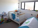 Parc Y Coed Baby Room