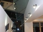 Ryder St Pontcanna Glass Roof